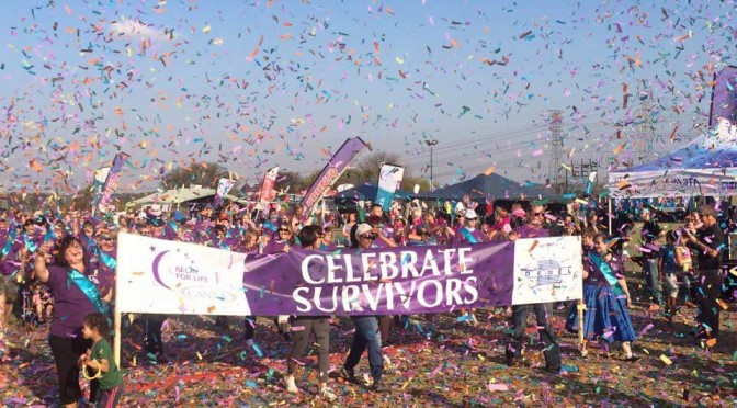 CANSA – RELAY FOR LIFE