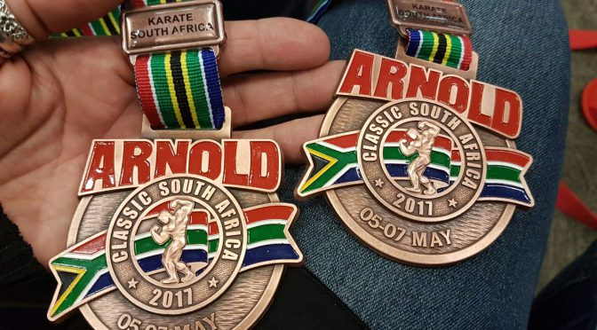 Arnold Classic Champs