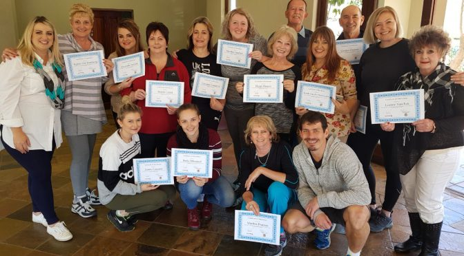 Self-Defense Course for Remax Agents