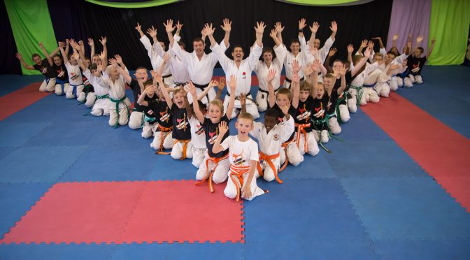 GET HOOKED ON KARATE IN PRETORIA !!!!
