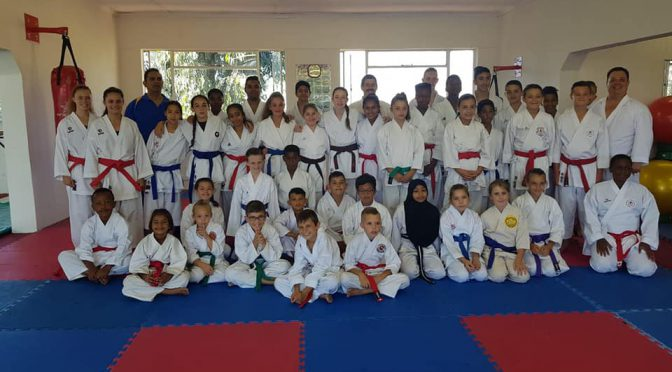 Solis Ortus Specialist Training and GKF Training Session